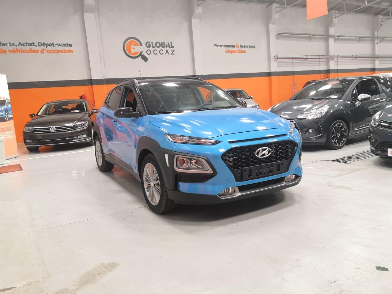 Hyundai Kona WW